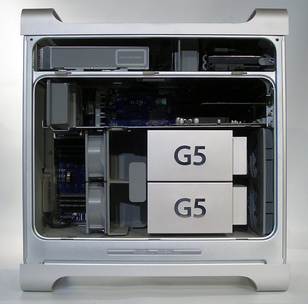 PowerMac G5 Open from Wikipedia